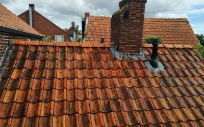 Renovatie oud daksysteem